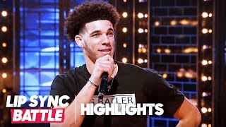 "Lonzo Ball Tells LaVar Ball to Be ""HUMBLE."" 