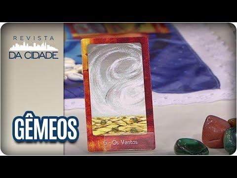 Previsão De Gêmeos 06/08 à 12/08 - Revista Da Cidade (07/08/2017)