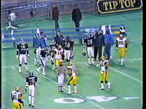 1983 CFL Eastern Final - Argos vs. Tiger-Cats, Part 15