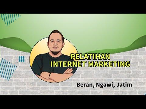 Pelatihan Internet Marketing 2021 Bersama Kak Echo