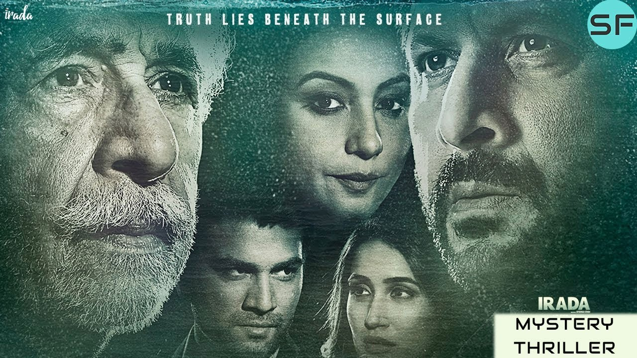 Download Irada - Indian Mystery Thriller Film | Naseeruddin Shah, Arshad Warsi