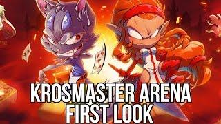 Krosmaster Arena (Free Strategy MMO): Watcha Playin