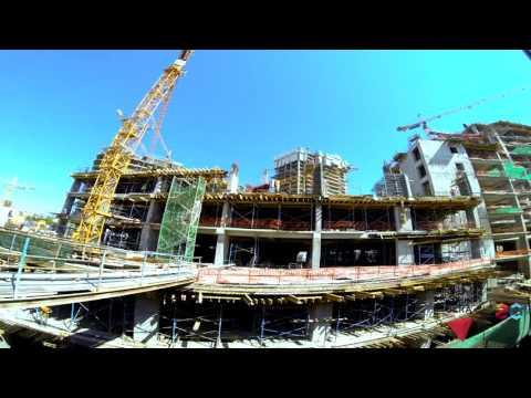 EMAAR SQUARE TURKEY TIME LAPSE ÇALIŞMASI SERA CONSTRUCTION  4  versiyon