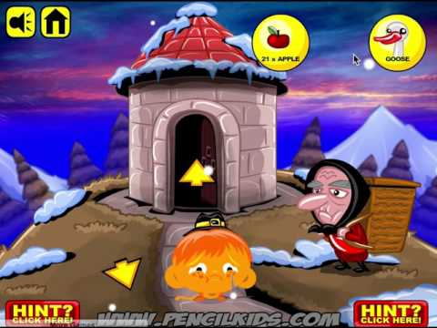 Monkey GO Happy Turkeys Walkthrough Hints