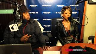 Tichina Arnold Talks Martin Reunion & Martin Movie on Sway in the Morning