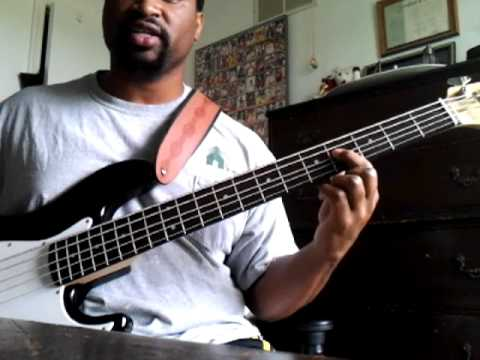 Gospel Bass Lesson: I Will Trust In The Lord