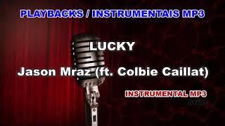 Playback Instrumental Mp3 LUCKY Jason Mraz ft Colbie Caillat