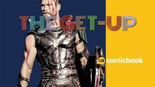 Thor Ragnarok, Deathstroke, Black Adam, Man of Steel 2 - The Get Up
