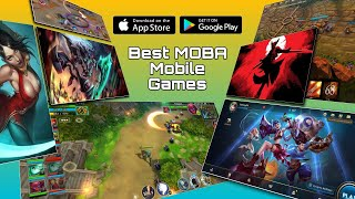 Top 15 Best Android/iOS MΟBA Games 2021