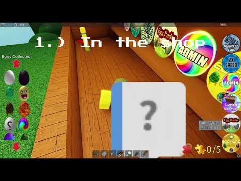 How to get the 'Priceless Egg of Ruby' in Unofficial Egg Hunt 2019   ROBLOX