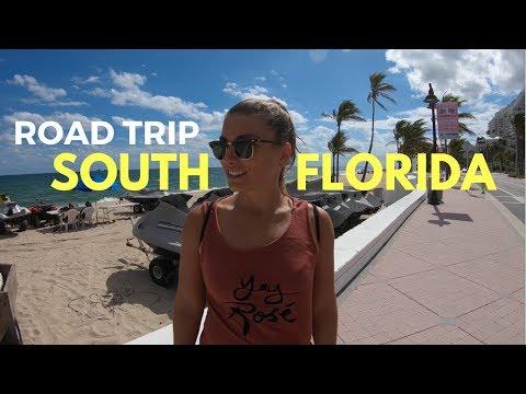 SOUTH FLORIDA ROAD TRIP VLOG