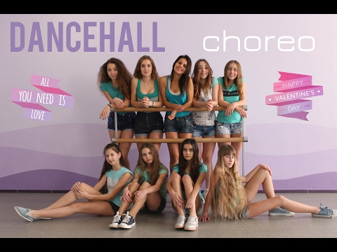 Major Lazer, Skrillex ft. Beyonce – Energy | dancehall choreography by Dasha G.