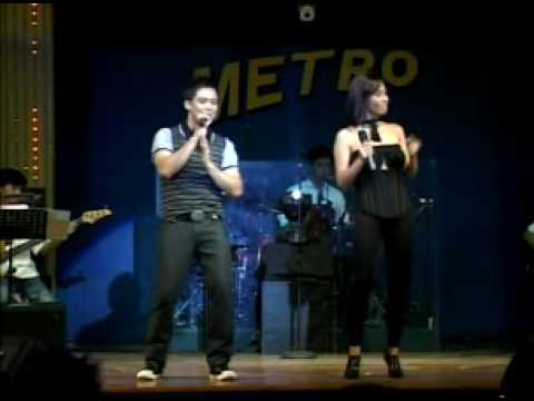 Mr. Kupido and Tatlong Beinte Singko of Rachel and Dingdong