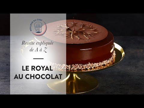 recette-de-a-à-z-:-le-royal-au-chocolat-de-chef-philippe-!