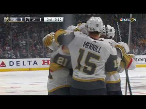 Vegas Golden Knights vs Los Angeles Kings - April 15, 2018 | Game Highlights | NHL 2017/18