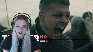 Vikings: Mid Season 5 Official Trailer REACTION