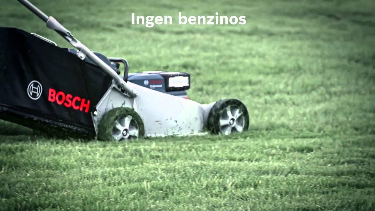 Vellidte NYHED! Professionelle batteridrevne haveredskaber fra Bosch EA-59