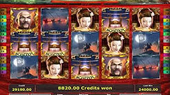 Katana Slot Machine - Big Win On Free Spins Bonus