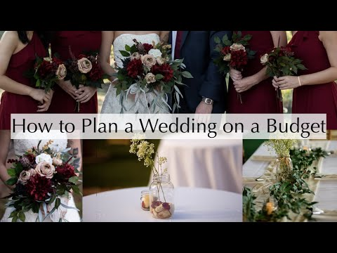 How to Plan a Wedding on a Budget | 10 Tips