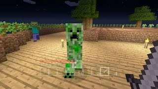 Minecraft Xbox - Sky Den - Booming Creepers (14)