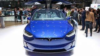 Tesla Reaffirms Delivery Outlook, Steps Up Production