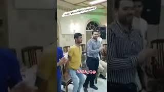 رجل ايراني يرقص رقصه مضحكه