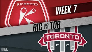 Richmond Kickers vs Toronto FC II: April 25, 2018 thumbnail