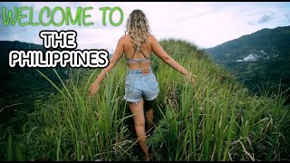 Welcome  - to the PHILIPPINES