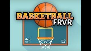 Basketball FRVR Full Gameplay Walkthrough