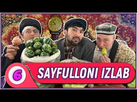 Sayfulloni izlab   Clavijodagi sarguzashtlar.   6-QISM