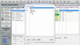 MaxxTraxx Auto Shop Software Video Lessons - Parts Price Matrix Setup