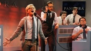 Bruno Mars Pandora Skit on SNL!