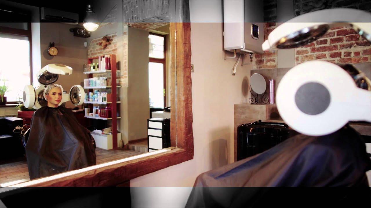 Fryzjer Kraków Hair Club La Bush Hairdresser Krakow