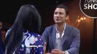 vuclip Tonight Show    Christian Sugiono Dan Titi Kamal Jajuli jawab jujur kali    YouTube