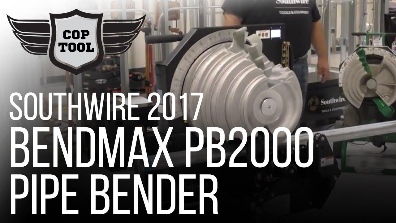 Southwire BENDmax PB2000 Pipe Bender - 3/4\