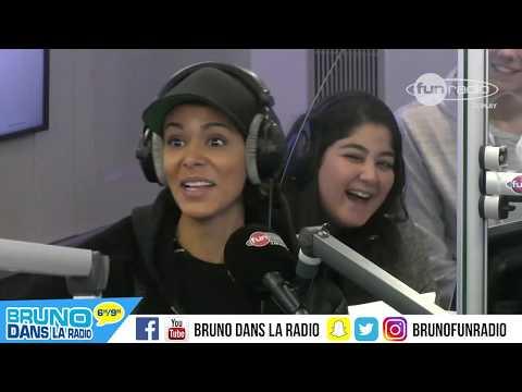 Shy'm, La Nouvelle Star (15/11/2017) - Best Of Bruno dans la Radio