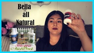 Bella all Natural | Does it work??