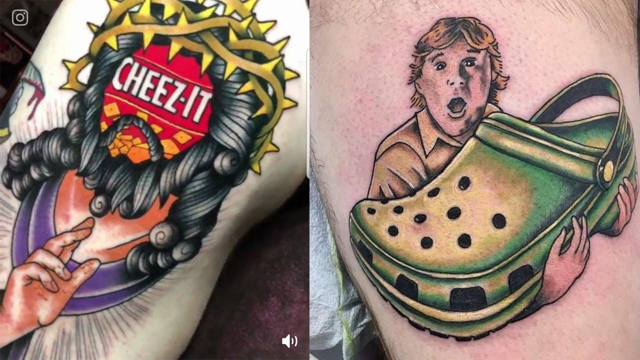 Tattoo Of Tattoo: Worlds Worst Tattoos! #79