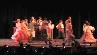 """Gaston"" Beauty and the Beast - Summit High School"