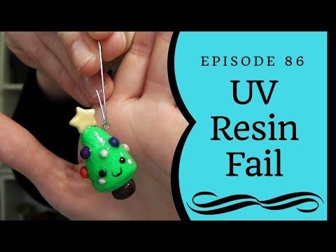 UV Resin Fail | Mandobug Crafts Episode 86