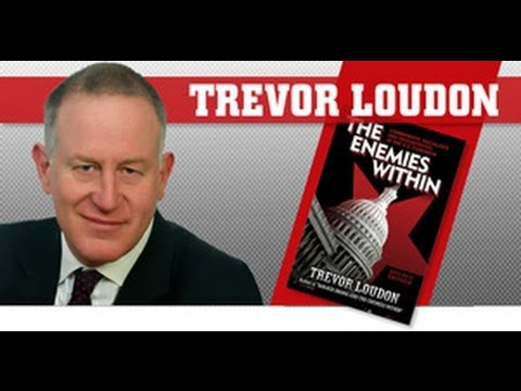 Santa Monica Tea Party-Trevor Loudon