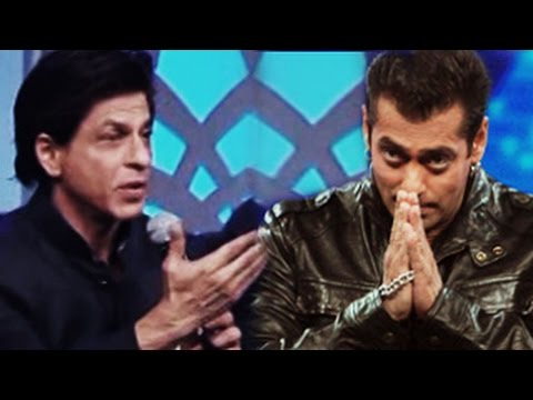 Shahrukh Khan ACCEPTS Salman Khan's Bigg Boss 8 INVITE!