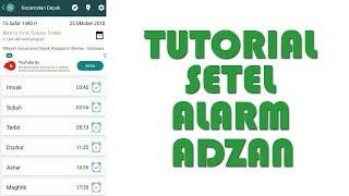 TUTORIAL : CARA MEMBUAT AGAR HP ANDROID ANDA ADZAN OTOMATIS KETIKA WAKTU SHOLAT screenshot 4