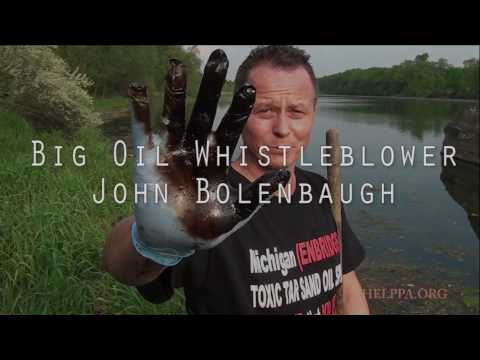 Big Oil WhistleBlower, This FREE FILM is to Educate the Worl