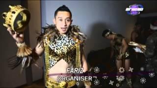 Miss Universe 2013 (Sajat) Backstage
