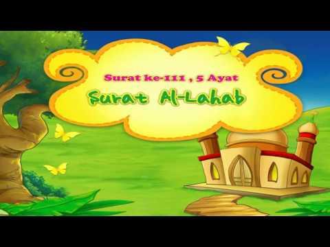 Animasi Juz Amma 111 Surat Al Lahab - Muhammad Thoha Al Junayd