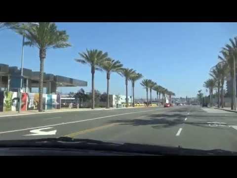 Покупаем воду / Downtown San-Diego / Seaport Village Наш Сан Диего