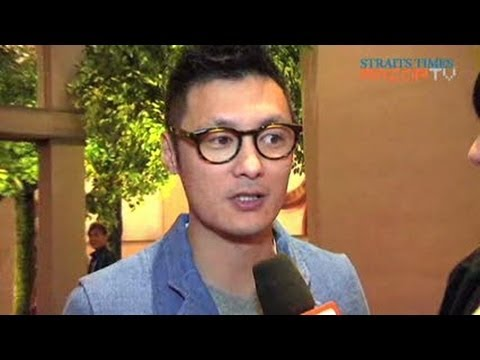 Shawn Yue and Ron Ng add star power (MFW 2012 Closing Red Carpet Pt 2)