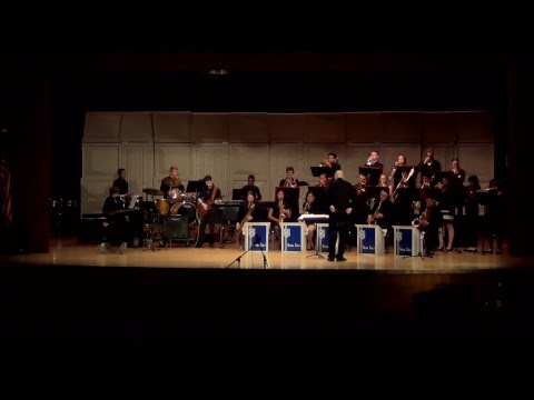 HS and MS Jazz & Percussion Concert