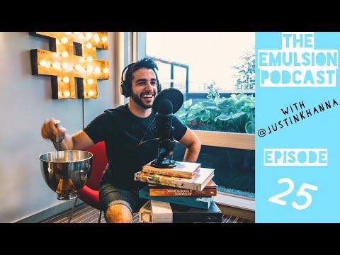 Dan Barber's Vegetables, Japanese Knives, New Restaurants, & Charlie Trotter - #TheEmulsion ep. 25